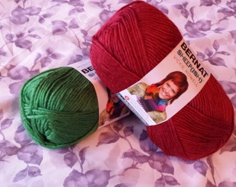 Bernat Vickie Howell Sheep(ish) Yarn Discontinued Colors