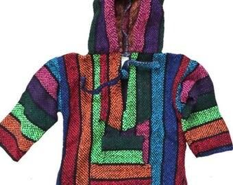 1-2T toddler baja hoodie