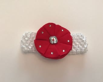 Red Sparkle Headband!