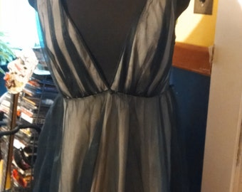 Vintage Blanche night gown!