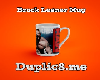 Wrestling superstars mug