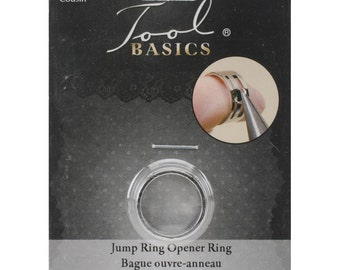 Jump Ring Opener - Silver Jump Ring Opener - Jump Ring Opener Ring - Jewelry Jump Ring Tool - Jewelry Tool - Jump Ring Tool
