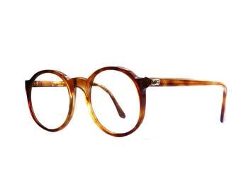 FARBEN - italian vintage glasses - oversize glasses - round glasses - mens sunglasses - womens sunglasses