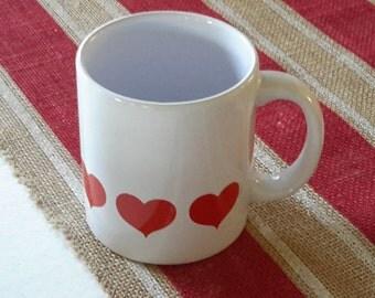 Wachtersbach Hearts Mug