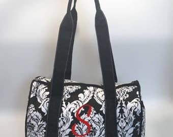 Personalized Quilted Purse