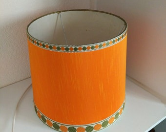 DISCOUNT shade vintage orange