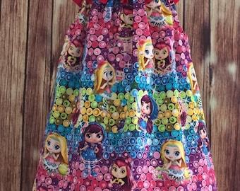 Little Charmers Sundress, Little Charmers Girls dress, Dress With The Little Charmers , Little Charmers dress