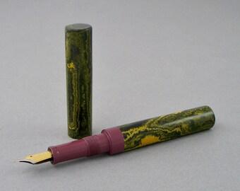 Fountain pen Deco flat model