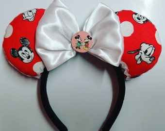 Mickey and Friends Ears