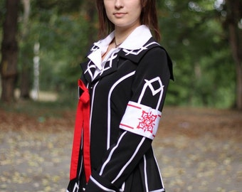 Yuki Vampire Knight cosplay