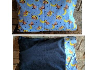 2 Sided Toddler Pillowcase (Baby/Toddler/Child/Travel Pillowcase)