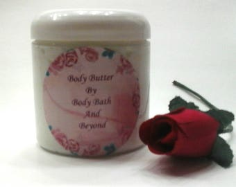 Non - Greasy Body Butter, Body Butter, Whipped Body Butter, Lotion, Choose Your Own Scent