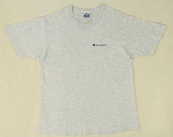 Champion T Shirt Vintage Champion T Shirt Champion Shirt Made In USA