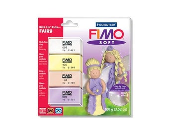Fimo modelling clay Fairies Set code: HA-11802445-994