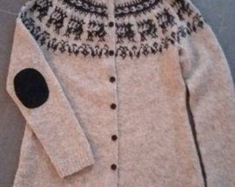 Icelandic woole sweater