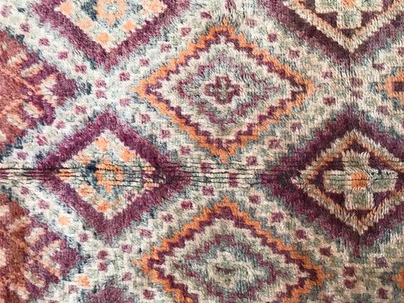 Berber teppich antik  Beni Mguild Teppich Alfombras Maroques Tapis Berbère Berber