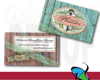 Direct Sales (ANY COMPANY)  Business Cards DIGITAL