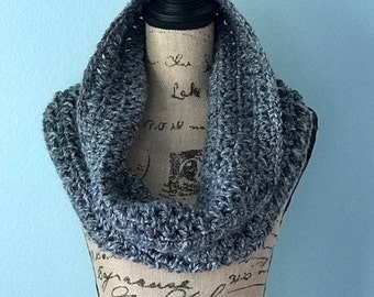 Chunky Cowl Neck