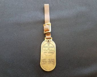 Edwards Wire Rope Fob