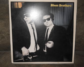 The Blues Brothers Briefcase Full of Blues Record Album SD 19217