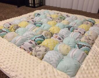 Baby Puff Blanket