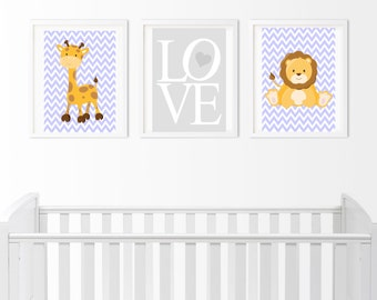 Set of 3 Nursery Prints Posters Framed Prints Nursery Decor Wall Decal A4 Prints Posters Bedroom Home prints