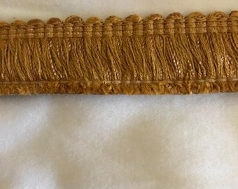 Gold color Fabric Trim