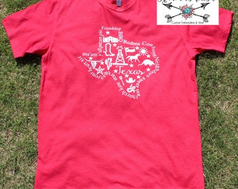 Everything Texas. Adult and Youth Sizes.