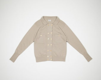 CHANEL - cahsmere cardigan