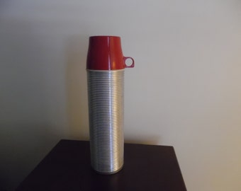 King Seeley Aluminum Large Thermos