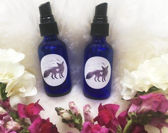 Fox Love - Essential Oil Misting Spray with Frankincense and Ylang Ylang