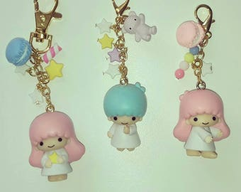 Keychain Little Twin Stars