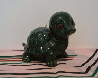 NEVER BEEN USED Turtle Candle