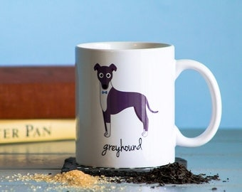 Greyhound Mug (boy)