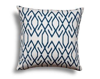 modern pillow cover navy pillow cover tribal throw pillow cover decorative pillow cover