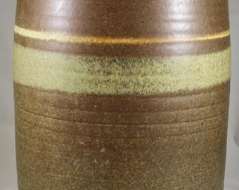 Michael Pratt Stoneware Jar