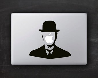 """SON OF MAN MacBook Decal Sticker fits 11"""" 13"""" 15"""" and 17"""" models"""