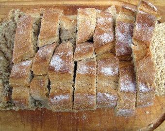 Whole Grain Sandwich Loaf, Slicing Bread, Artisan Bread, Fresh-Ground Grains, Sandwich Bread