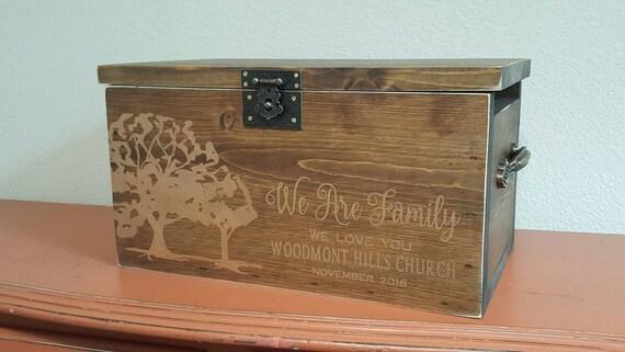Wedding Gift Card Holder With Lock : Wedding Card Box, Rustic Card Box, Wedding Card Box with Lock, Card ...
