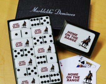 Home / Range Dominoes & Playing Cards Gift Set