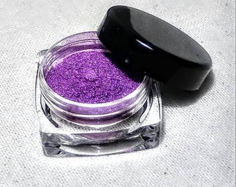 Regal - Purple Eyeshadow - Mineral Eyeshadow - Mineral Makeup - Gifts For Her - Cosplay Makeup - Goth Makeup - Pastel - Pastel Goth