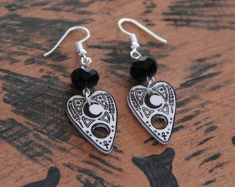 Ouija board earrings sale