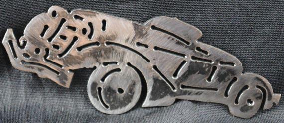 1935 Auburn Cord, Wall Art, Magnet, Auto Memorabilia, Classical Car, Toolbox Magnet, Refrigerator Magnet, 1935 Memorabilia, Automotive Art