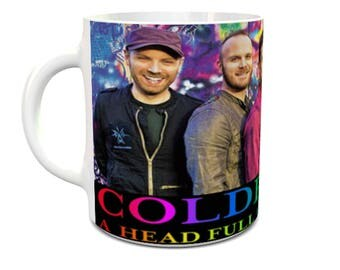 Coldplay Etsy