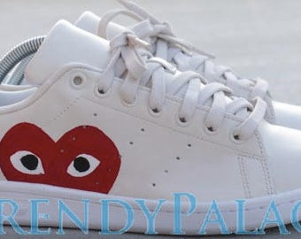 Custom Adidas Original Stan Smith Sneakers Adidas Shoes Adidas Stan Smith Custom Adidas Adidas Custom Shoes