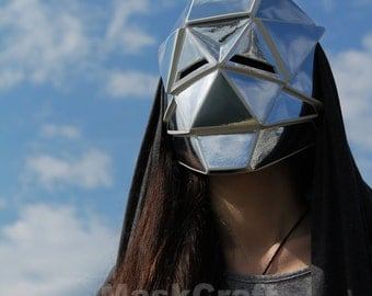 Polygonal mirror mask by Maskcraft