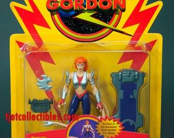 Flash Gordon Animated TV Show Princess Thundar Action Figure 1996 Playmates