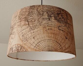 "Ceiling lamp ""Globus"" (Vintage) ceiling lampenschirm"