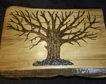 Mystic Tree Coffee Table
