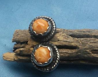 Handmade Spiny oyster shell Ring